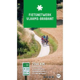 Fietsnetwerk Vlaams Brabant (2021)