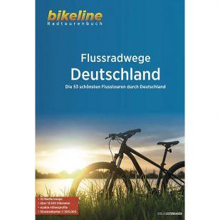 Flussradwege Deutschland - Die 53 schönsten Flusstouren durch Deutschland (2021)