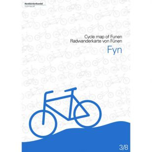 Funen (DK) Fietskaart