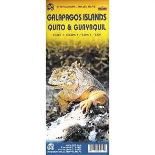 Itm Galapagos eilanden, Quito & Guayaquil