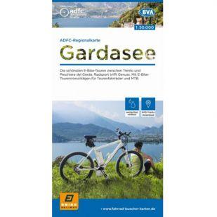 ADFC Regionalkarte Gardasee !
