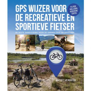 GPS wijzer voor de recreatieve en sportieve fietser