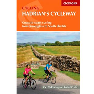 Hadrian's Wall Cycle Way - Cicerone