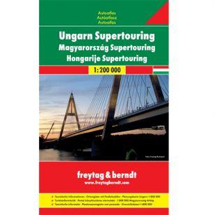 F&B Hongarije Supertouring Auto Atlas