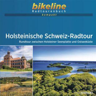 Holsteinische Schweiz Radtour Bikeline Kompakt fietsgids