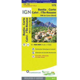 IGN 175 Bastia/Corte
