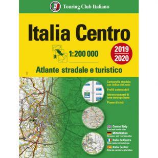 TCI atlas Italia Centro