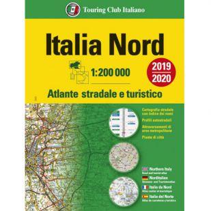 TCI atlas Italia Nord