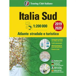 TCI atlas Italia Sud