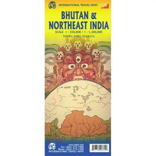 Itm Bhutan & Noordoost-India