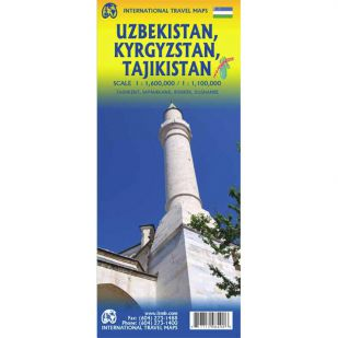 Itm Oezbekistan, Kirgizië, Tadzjikistan