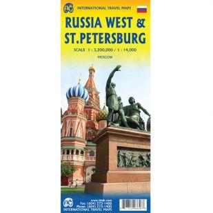 Itm Rusland West & Sint-Petersburg
