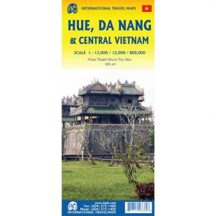 Itm Vietnam - Hue, Da Nang & Centraal Vietnam