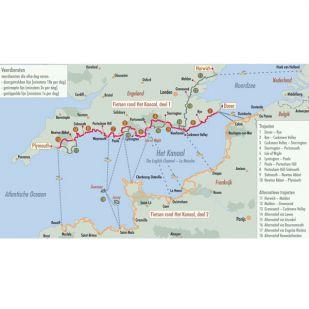Fietsen rond het Kanaal deel 1 (2020)