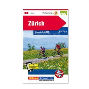 Zurich Velokarte 6