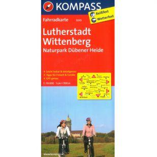 A - KP3045 Lutherstadt Wittenberg - Naturpark Dübener Heide