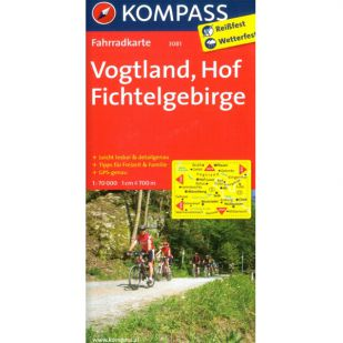 A - KP3081 Vogtland - Hof - Fichtelgebirge
