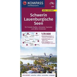 KP3317 Schwerin - Lauenburgische Seen