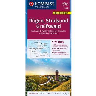 KP3319 Rugen - Stralsund - Greifswald