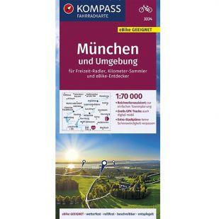 KP3334 Munchen und Umgebung