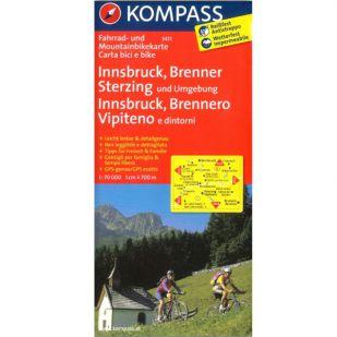 KP3411 Innsbruck, Brenner, Sterzing