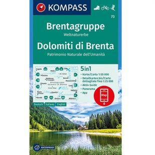 KP73 Brentagruppe - Dolomiti di Brenta