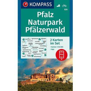 KP826 Pfalz Pfaelzerwald 2-Delig