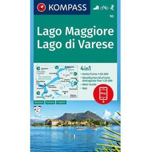 KP90 Lago Maggiore - Lago Di Varese