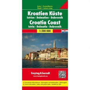 F&B Kroatien Küste Istrien Dalmatie