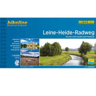 Leine-Heide Radweg Bikeline Fietsgids (2020)