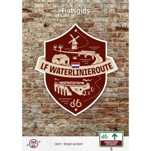 Fietsgids LF Waterlinieroute (2021)