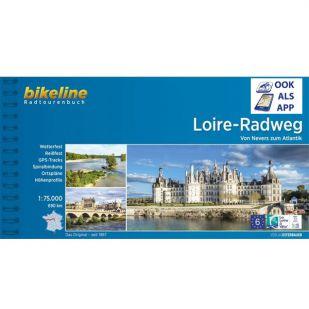 Loire Radweg Bikeline Fietsgids