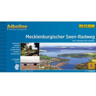Mecklenburgischer Seen Radweg Bikeline Fietsgids