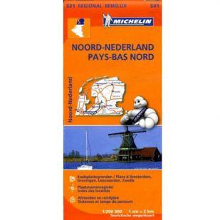 Michelin 531 Nederland Noord