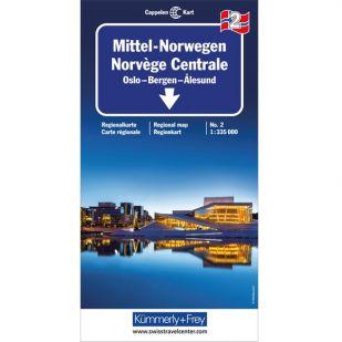 K&F 2. Mittel Norwegen