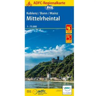 Mittelrheintal - Koblenz/Bonn/Mainz