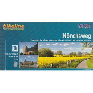 Monchsweg Bikeline Fietsgids