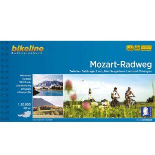 A - Mozart Radweg Bikeline Fietsgids