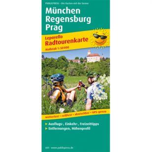 Publicpress: Munchen-Regensburg-Praag