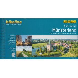 Münsterland Radregion Bikeline Fietsgids