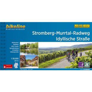 Stromberg-Murrtal Radweg Idyllische strasse Fietsgids Bikeline