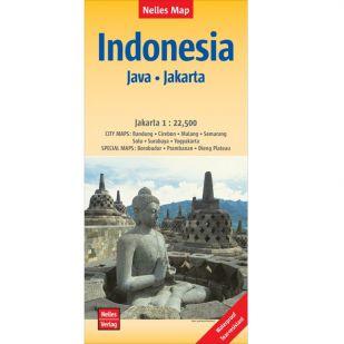 Nelles Indonesië - Java Jakarta