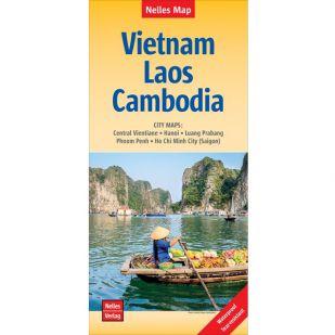 Nelles Vietnam, Laos en Cambodja