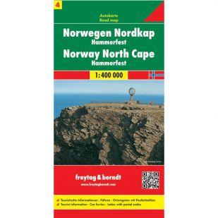 F&B 4. Noorwegen Noordkap