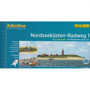 A - Nordseekusten Radweg 1 Bikeline Fietsgids