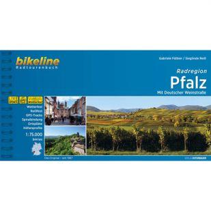 Radregion Pfalz  Bikeline Fietsgids