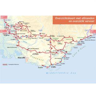 Onbegrensd fietsen door de Provence