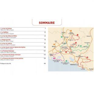 Provence - Voyages à vélo et vélo électrique