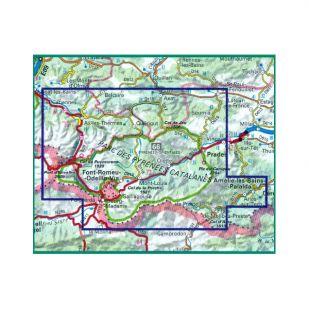 IGN Vogezen (28) - Vosges du Sud - Wandel- en Fietskaart