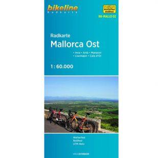 Radkarte Mallorca Ost RK-MALLO02